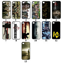 The Walking Dead Case/Cover. Designs for Iphone 4/4s, 5/5s, 5c & 6(4.7)