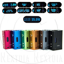 35W Cloupor Style ZNA DNA 35 Watt Variable Wattage Box Mod + Charger & Battery