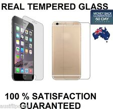 Apple iphone6 6 Plus TEMPERED GLASS Screen Protector Cover Guard Front & Back