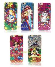 New Disney Cartoon Colorful Symphony Design PC Hard Case For iPhone 6/ 6 Plus