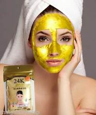 24 K gold Powder mask Spa Treatment best facial wrinkle Active anti Aging skin