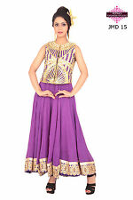 Brand Ethnic Beautiful Traditional Anarkali for Wedding Events Party Occassions