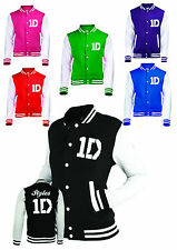1d chaqueta Varsity College One Direction Personalizado