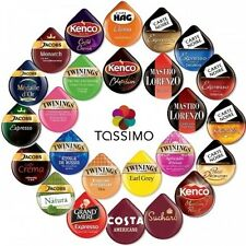 Tassimo ® Decaffeinat 12x T DISCS - Pods - Capsules - 3 Options To Choose From