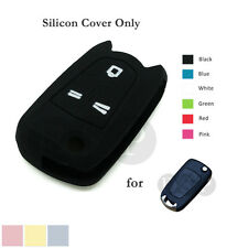 Silicone Cover for Opel OPEL VAUXHALL SATURN Flip Remote Key Shell CV7620
