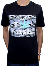 Mens Womens State Property I LOVE KUSH! Dope Slim Fit Cheap Crew Neck-Black