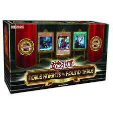 YU-GI-OH NOBLE KNIGHTS OF THE ROUND TABLE PLATINUM RARE *NKRT* CARDS.