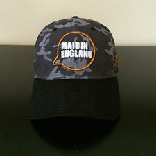 "Mens LTD.PRNC UK Ltd Edition ""Maid in England"" Logo Snapback Cap - Camo - OSFA"