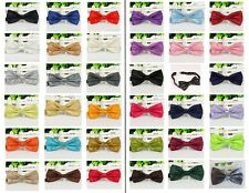 Bow Tie, Adjustable, Classic Bow Tie, Neck Tie, Tuxedo, Formal, Wedding Party