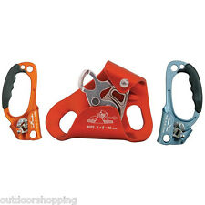 ABC Ascender - Work On Ropes From 8MM To 13MM, Comfortable Rubber Grip