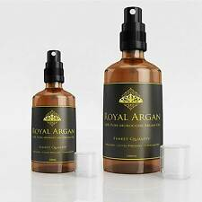 AMAZING ARGAN OIL 100% Pure Organic Moroccan FINEST QUALITY for hair skin & body