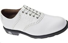 FootJoy 2013 Icon Golf Shoes 52107 White Croc saddle