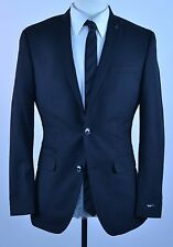 NWT Bar III Men's Suit Black Tonal Check Wool Blend Multiple Sizes MSRP $595 q-2