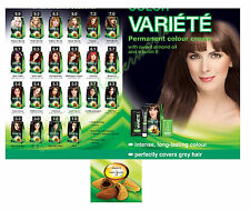 CHANTAL PROFESSIONAL PERMANETNT QUALITY HAIR DYES/CREAM  COLOR SHADES AVAILABLE