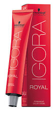 Schwarzkopf tinte de cabello Igora Royal 60ml - tono color 50