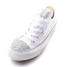 New Sparkle Toe OX All Star Genuine Converse Free Heel Insole White Size 3 4 5 6