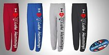 5 Seconds of Summer, 5 SOS, I Love LUKE HEMMINGS, Adult Men's Sizes Sweatpants