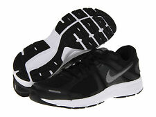 NEW! MENS NIKE AIR DART 10 BLACK/WHITE RUNNING TRAINING SHOES SIZE