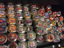 DISNEY INFINITY POWER DISCS SERIES 1 and 2 - COMPLETE YOUR SET TODAY!  Brand New