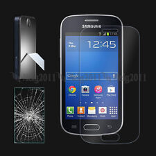 Premium Tempered Glass Film Screen Protector for Samsung Galaxy Trend Lite Fresh