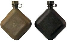 Military Issue 2Qt Canteen Plastic Bladder Canteen USA Made 600 & 601