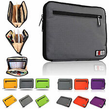 For iPad 2 3 4 air mini Electronic Accessorie USB Drive Cable Case Organizer Bag