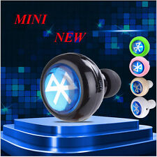 Best Universal Wireless Bluetooth Headset Earphone For CellPhone PS3 Laptop HTC