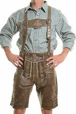 Oktoberfest Lederhosen German Costume German Outfit Tracht Short (CRACKER)
