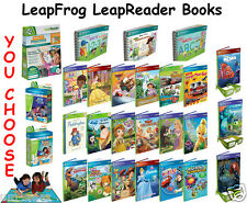 LeapReader Books *BRAND NEW* Disney, Doc Mc stuffin, sofia, princess & many more