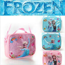 Hot New Gift Disney Princess Anna Elsa Frozen Girls School Bag Shoulder Handbag
