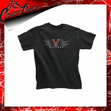 """Victory Motorcycles """"Faded Flame"""" T-Shirt"""