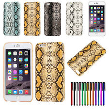 Snake Skin Style Design PC Hard Case Cover for iPhone 6/6S Plus 5.5 inch