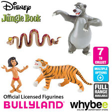 Bullyland officiel disney the jungle book figurines - 7 gâteau figurines à collectionner!