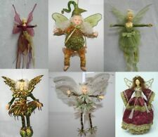 Collection of Doll- Fairies, Elves, Angels, Christmas Tree Topper, Fairy Elf