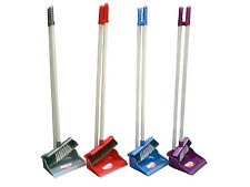 Eco Long Handle Handled Dustpan Dust Pan And & with Brush Set Sweeper