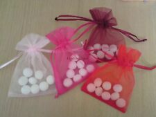 Luxury Organza Wedding Favor Bags 7 sizes Any colours