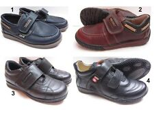 PABLOSKY Naturino Todller Kids Boys Leather shoes Made in Spain Sz:US :12,1,13