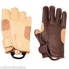 Singing Rock Grippy Leather Glove - Made Out Of Quality Cow Hide Leather