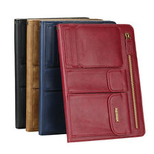 New Remax Pedestrian PU Leather Cover Protective Case For iPad air