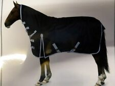 GALLOP HEAVY COMBO TURNOUT-350 GRAM-NAVY/SKY--BARGAIN!