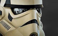 Canvas print of Star Wars Stormtrooper.