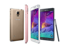 "Samsung Galaxy Note4 N9100 16GB Android OS v4.4 4G 5.7"" 16MP Mobile Dual SIM New"