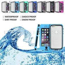 Waterproof Shockproof Dirt Snow Proof Durable Case Cover for iPhone 6 & 6 Plus