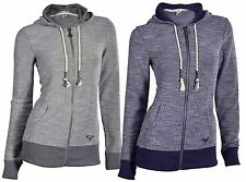 Roxy Juniors Bliss Pique Zip Up Hoodie