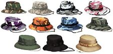 Military Boonie Bucket Camping Hunting Boonie Jungle Hat  Boonie Hat #3