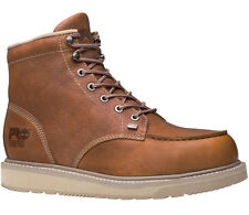 """Mens Timberland PRO Barstow Wedge 6"""" Work Boot Safety Toe Leather (D,M) 88559"""