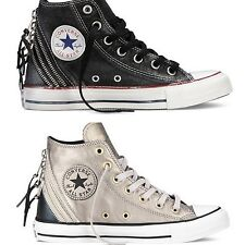 NIB Converse Womens All Star Tri Zip Shoes Sneakers New