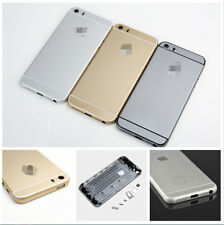 Hybrid Metal Battery Housing Door Cover For Iphone 5 5S Replace To Iphone 6 mini