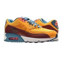 NEW NIKE AIR MAX 90 ESSENTIAL (537384-700) Mens Shoes Casual Shoes Sneakers