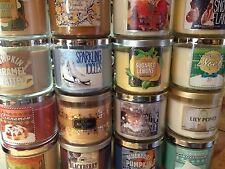 "Two or More Bath & Body Works Candles ""Your Choice"" PLEASE READ BELOW"